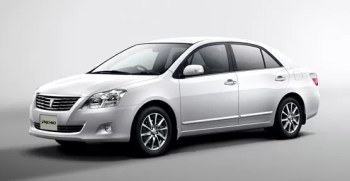 Toyota Premio X 1.8 2007 price and specification , technical specification