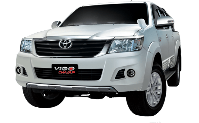 Toyota Hilux Vigo Champ-G 2016 price, specifications, features ...
