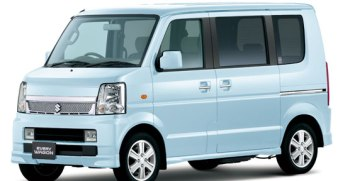 Suzuki Every Wagon JP TURBO Limited price and specification 2015 , technical specification