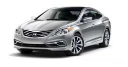 Hyundai Azera Limited 2017