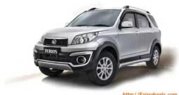Daihatsu Terios 2017 1.5 4WD