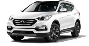 Hyundai Santa FE SE 2017 price and specification