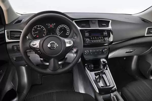 Nissan Sentra S 2017 Price and Specifications - fairwheels