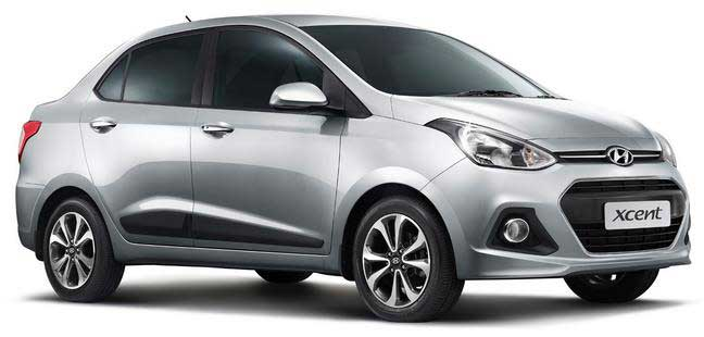 Hyundai Xcent Automatic 2016 Specifications Overview Fairwheels