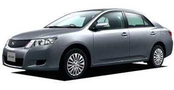 Toyota Allion A15 2016 price and specification