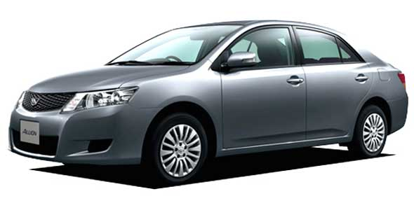 Toyota Allion A15 2016 Specifications And Overview