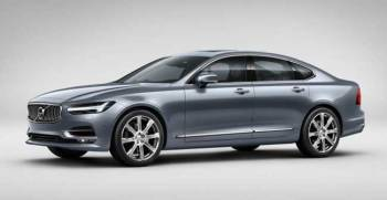 Volvo S90 2017 Price and specification