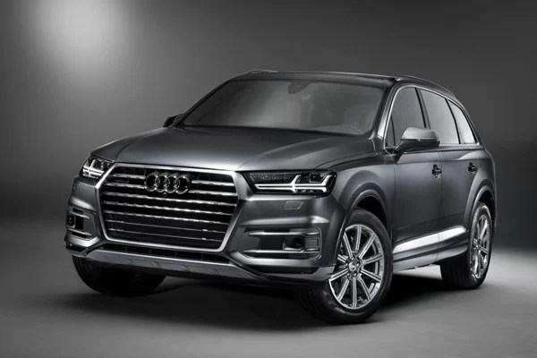 Audi q7 specification
