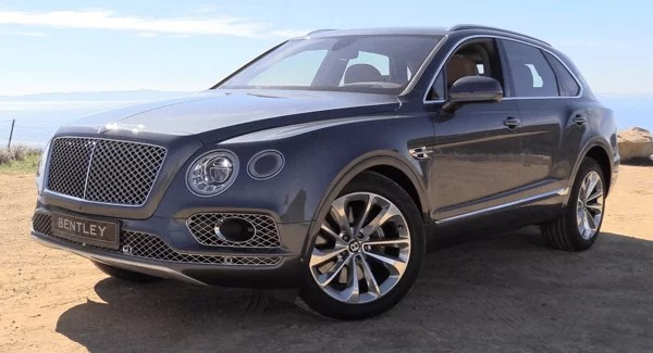 bentley bentayga 2017 price specifications and features. Black Bedroom Furniture Sets. Home Design Ideas