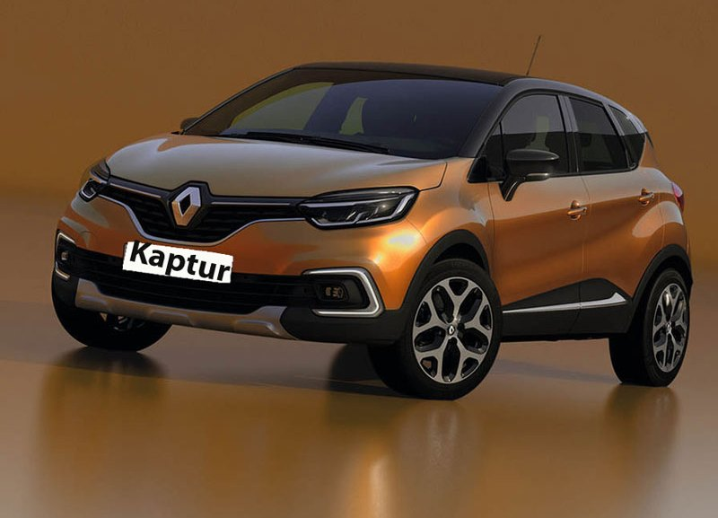 Launch Of French Car Renault Kaptur 2017 In India Markets Fairwheels