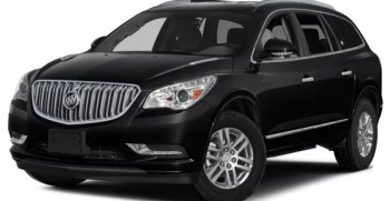 Buick Enclave 2017 Front view