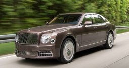 Bentley Mulsanne Sedan Speed 2016