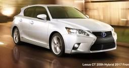 Lexus CT 200H Hybrid