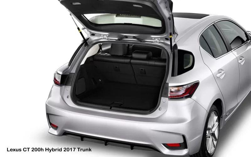 Lexus Ct 200h Hybrid Price Specs And Features Fairwheels Com
