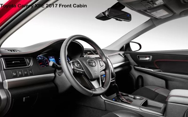 Toyota-Camry-XSE-2017-Front-cabin