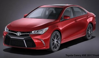 Toyota-Camry-XSE-2017-Front