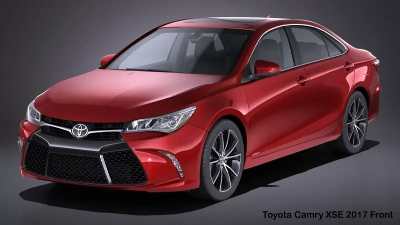 toyota camry xse automatic 2017 price specs. Black Bedroom Furniture Sets. Home Design Ideas