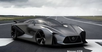 Nissan-GTR-2018-Side