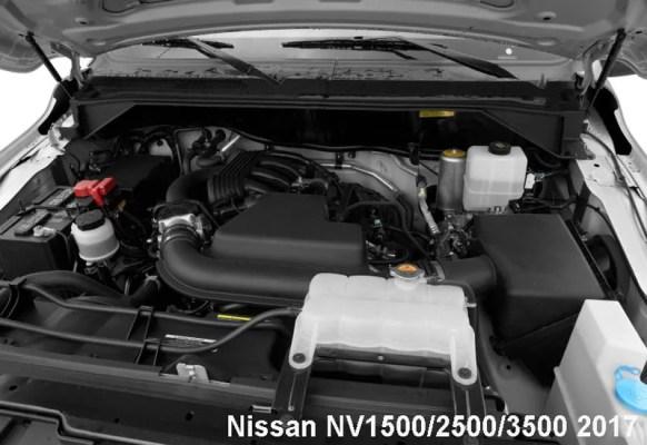 Nissan-NV1500-2500-3500-2017-engine-image