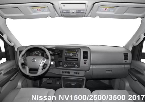 Nissan-NV1500-2500-3500-2017-interior-image