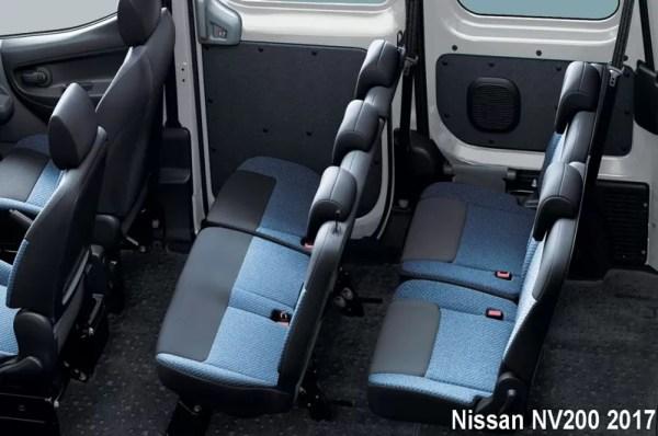Nissan-NV200-2017-Back-seats