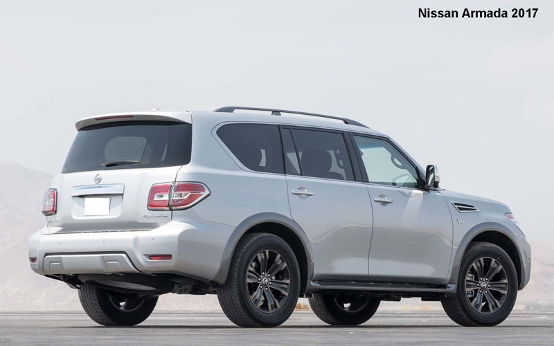 Nissan Armada 2017 Price Specifications Amp Overview