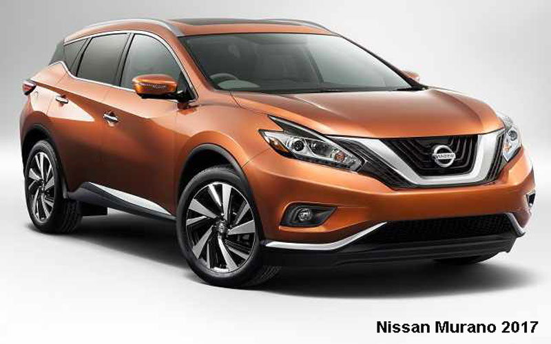 Nissan Murano SL 2017 Price, Specifications & overview ...