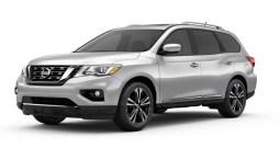 Nissan Pathfinder FWD SL 2017