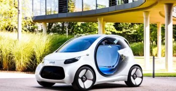 Smart-ForTwo-E-Vision-autonomous-Vehicle