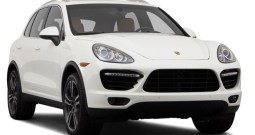 Porsche Cayenne Turbo AWD 2017