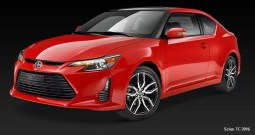 Scion TC 2dr HB Auto Release Series 10.0 (Natl) 2016