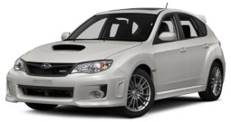 Subaru Impreza WRX Limited 5-Door Manual Wagon 2014