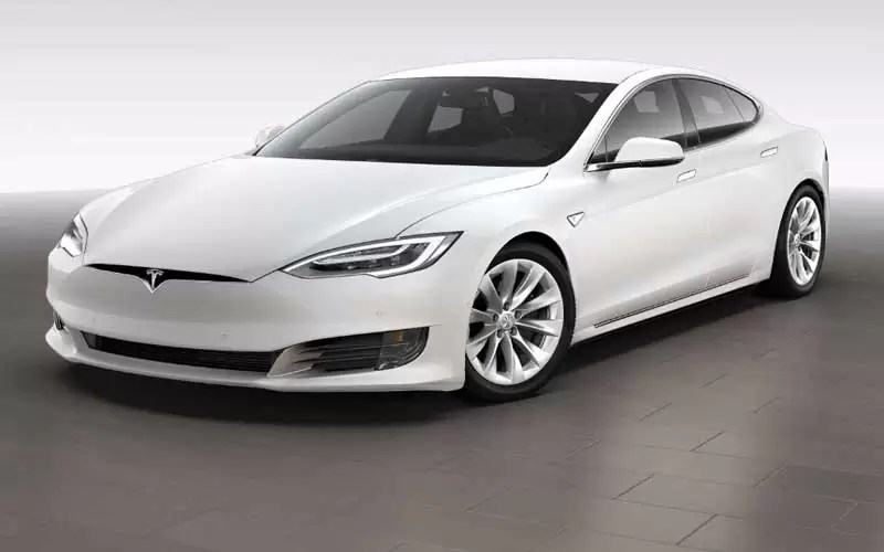 tesla arrival in pakistan with s 75 d sedan fairwheels. Black Bedroom Furniture Sets. Home Design Ideas