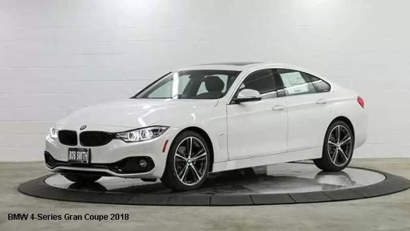 bmw 4 series gran coupe 430i 2018 price specification. Black Bedroom Furniture Sets. Home Design Ideas