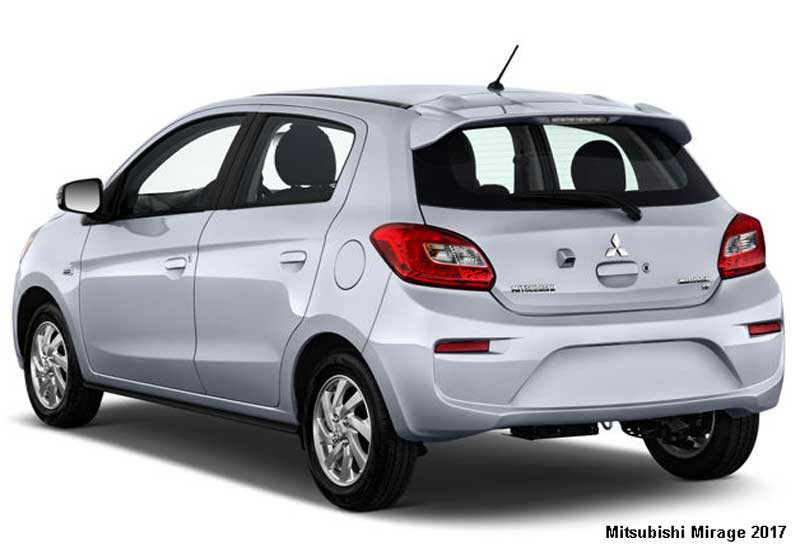 Mitsubishi Mirage Se 2017 Price Specifications Amp Overview