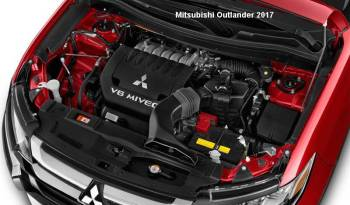 Mitsubishi Outlander SE S-AWC 2017 Price,Specification full