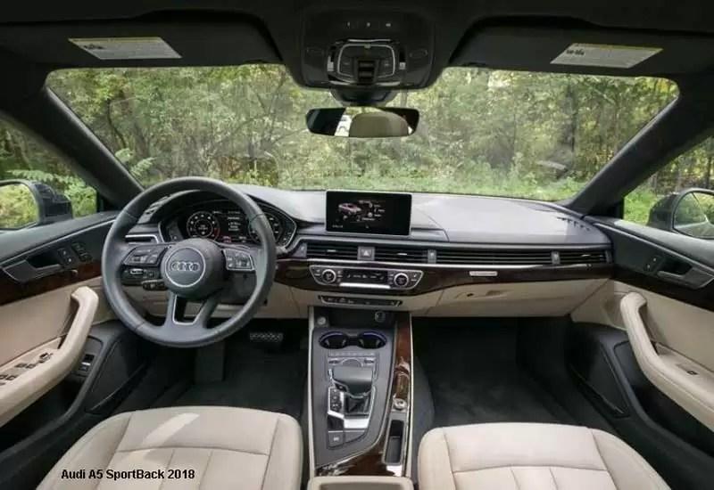 Audi A5 Sportback 2 0 Tfsi Premium 2018 Fairwheels