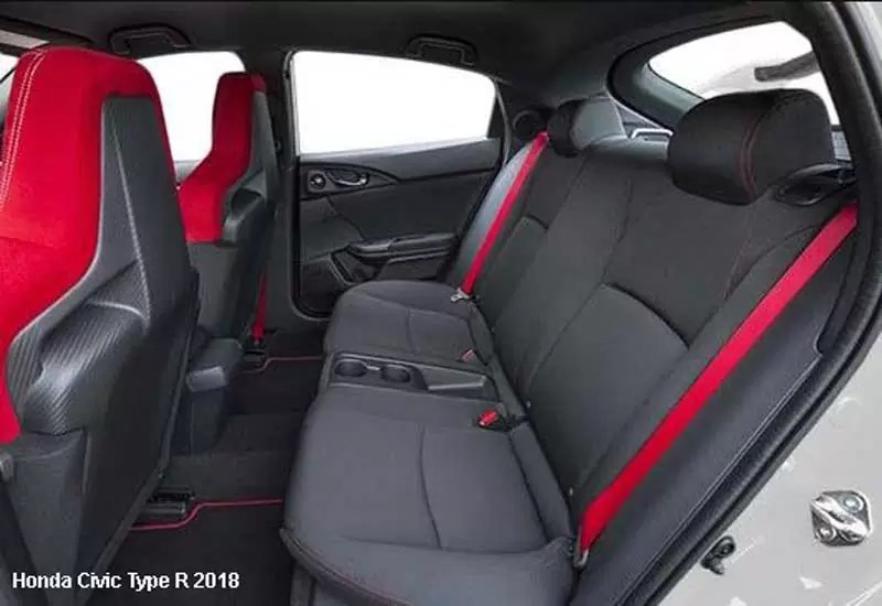 Honda Civic Type R Touring Manual 2018 Price Specification Fairwheels