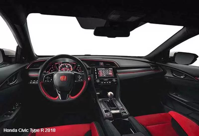 Honda Civic Type R Touring Manual 2018 Price Specification