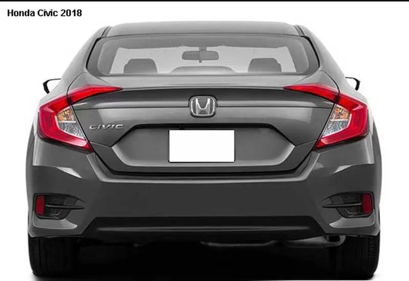 Proton 2018 Cars >> Honda Civic Touring CVT 2018 Price,Specification - fairwheels