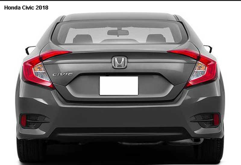 Honda Civic Touring Cvt 2018 Price Specification Fairwheels