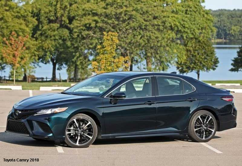 Toyota Camry XSE Automatic 2018 price, specifications ...