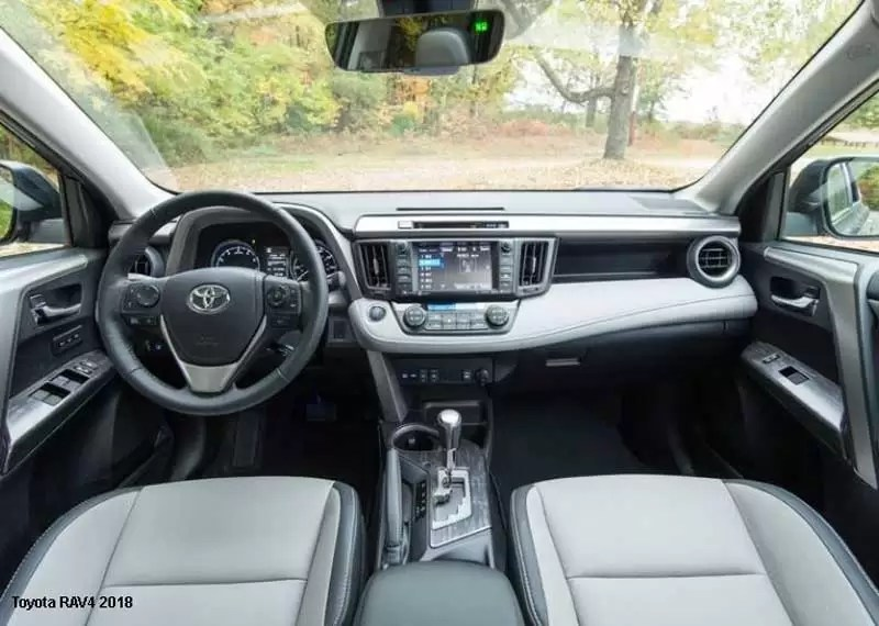 Rav4 interior pictures for 2017 toyota rav4 platinum interior