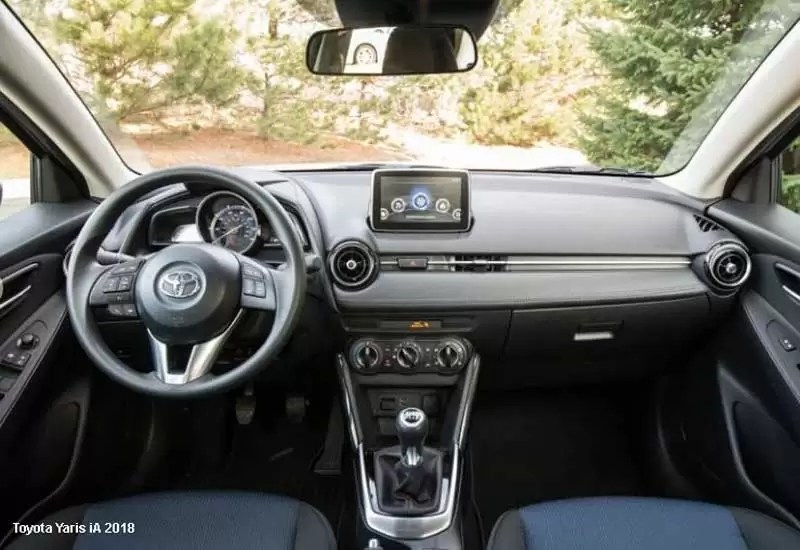 Toyota Yaris Ia Manual 2018 Price Specification Fairwheels