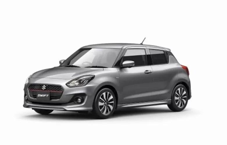 Suzuki Swift For 2018 Launch In Thailand Fairwheels