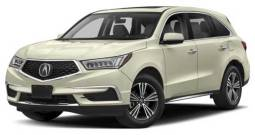 Acura MDX SH-AWD with advance/entertainment pkg 2018 Price,Specification