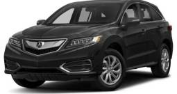 Acura RDX AWD with technology/Acurawatch plus pkg 2018 Price,Specification