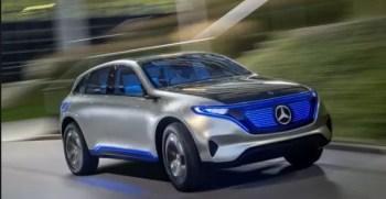 Mercedes Jumps into EV production
