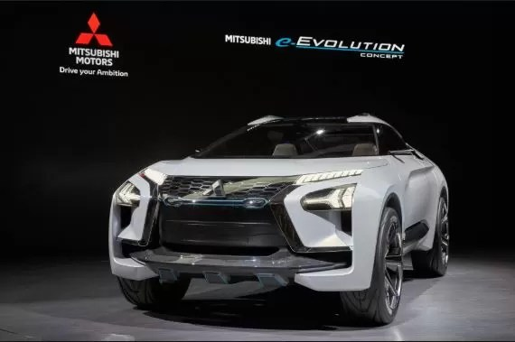 Mitsubishi Plans to transform Lancer Sedan to SUV - 2018