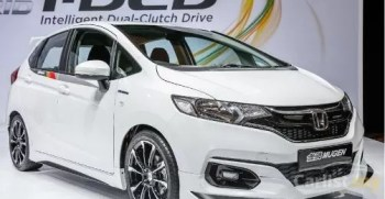 Honda Jazz facelift 2018 Launch
